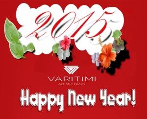 XRONIA POLLA HAPPY NEW YEAR 2015 JP